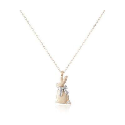[ブルーム] ダイヤモンド 0ct K10 ネックレス BAPXB0013940 イエローゴールド