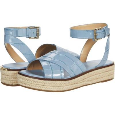 マイケル コース MICHAEL Michael Kors レディース サンダル・ミュール シューズ・靴 Abbott Sandal Pale Blue