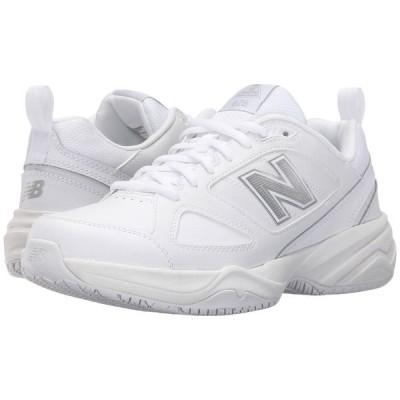 ニューバランス New Balance レディース スニーカー シューズ・靴 WID626v2 White