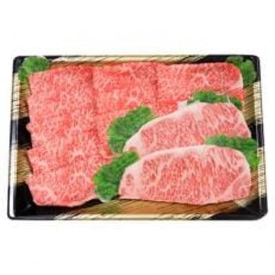 長崎和牛すきやき・ステーキセット