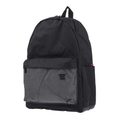 ハーシェル サプライ HERSCHEL SUPPLY CO. メンズ バッグ backpack & fanny pack Black