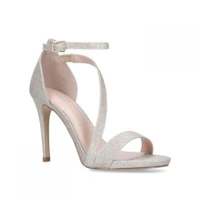 カーベラ Carvela レディース サンダル・ミュール シューズ・靴 Libertine Sandals Metallic