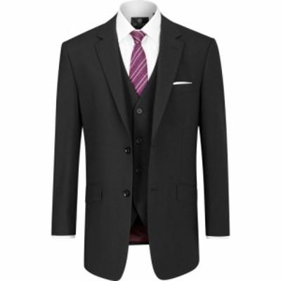 スコープス Skopes メンズ スーツ・ジャケット アウター Darwin Suit Jacket Black