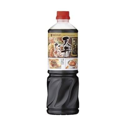 横浜中華街 業務用 ミツカン 天丼のたれ、ストレート 1200g X 1本売り! 鹿児島県、枕崎産の鰹節のだしとえびのだし♪