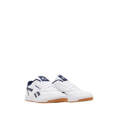 リーボック メンズ スニーカー シューズ Club MEMT Sneaker WHITE/VECN