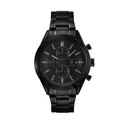 ギオネ 腕時計 フライトタイマー タキメータークロノグラフ FC42BBO