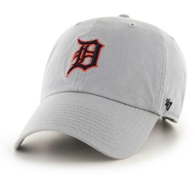 フォーティセブン 47 メンズ キャップ 帽子 Detroit Tigers Clean Up Adjustable Hat