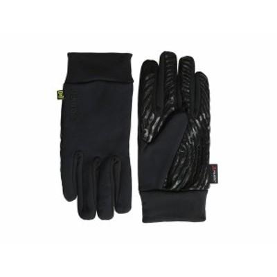 バートン メンズ 手袋 アクセサリー Powerstretch Liner True Black