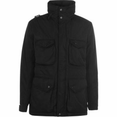 マストラム Ma Strum メンズ ジャケット アウター dennison field jacket Black M