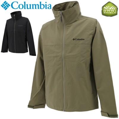 マウンテンジャケット 撥水 アウター メンズ/コロンビア Columbia ストーンズドームジャケット/アウトドアウェア 軽量 トレッキング 登山 キャンプ      /PM3845