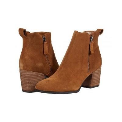 Blondo ブロンド レディース 女性用 シューズ 靴 ブーツ アンクル ショートブーツ Siena Waterproof - Camel Suede
