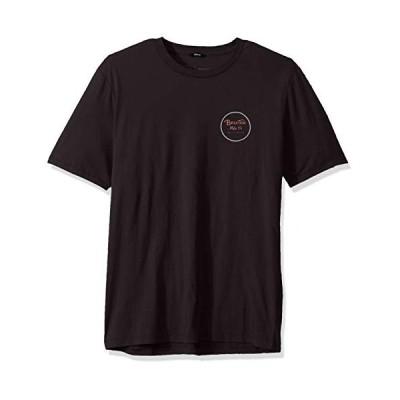 Brixton SHIRT Tシャツ メンズ US サイズ: Small