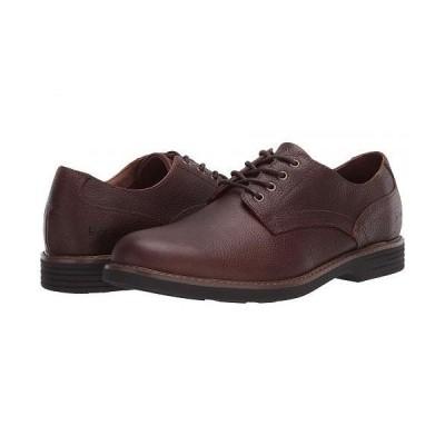 b.o.c. ビーオーシー メンズ 男性用 シューズ 靴 オックスフォード 紳士靴 通勤靴 Hawes - Brown
