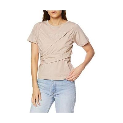 [リリーブラウン] ビスチェドッキングロゴTシャツ LWCT202061 レディース    Free Size    PNK
