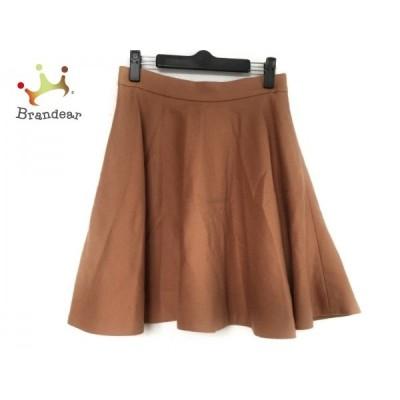 エストネーション ESTNATION スカート サイズ38 M レディース ブラウン bis     スペシャル特価 20200509
