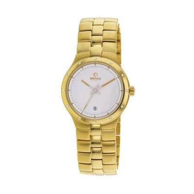 Obaku Women's Harmony Watch Quartz Titan Glass Crystal V111LGWSG