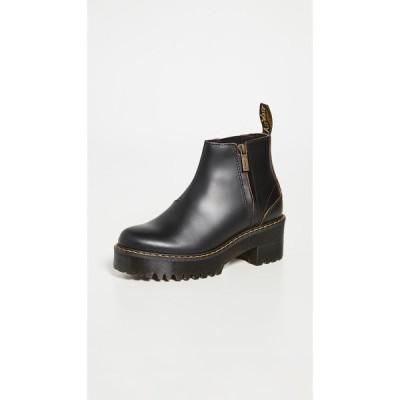 ドクターマーチン Dr. Martens レディース ブーツ チェルシーブーツ シューズ・靴 Rometty II Chelsea Boots Black Vintage