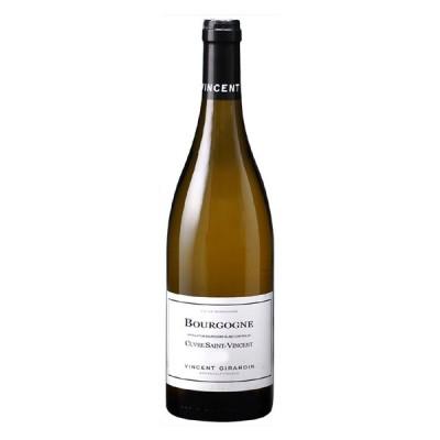 お歳暮 ギフト ワイン ブルゴーニュ・ブラン キュヴェ・サン・ヴァンサン / ヴァンサン・ジラルダン 白 750ml フランス ブルゴーニュ 白ワイン