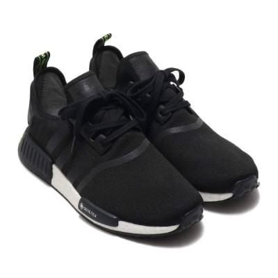 アディダスオリジナルス adidas Originals スニーカー エヌエムディーR1 GTX (CORE BLACK/CORE BLACK/SOLAR YELLOW) 19FW-I at20-c