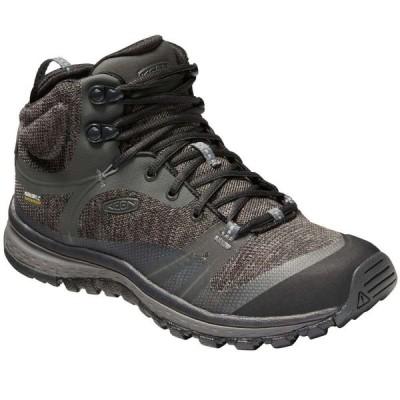 キーン KEEN レディース ハイキング・登山 シューズ・靴 Terradora Mid Waterproof Hiking Shoes RAVEN/GARGOYLE