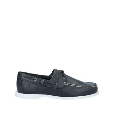 ティンバーランド TIMBERLAND メンズ ローファー シューズ・靴 loafers Dark blue