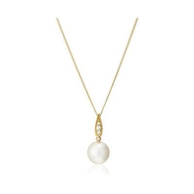 [ソーイ] ダイヤモンド 0.01ct イエローゴールド K18 ネックレス 302P0096-TY