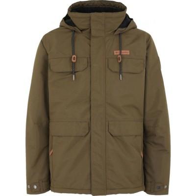 コロンビア COLUMBIA メンズ ジャケット アウター south canyon lined jacke-shark jacket Military green