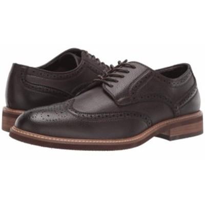 ケネス コール Kenneth Cole Unlisted メンズ 革靴・ビジネスシューズ レースアップ シューズ・靴 Jimmie Lace-Up C Dark Brown