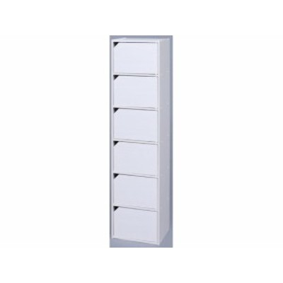 モジュールボックス扉付 オフホワイト アイリスオーヤマ MDB-6D