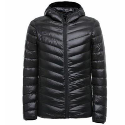 超軽量ダウンジャケット各色各サイズ有り小さく収納可能ダック