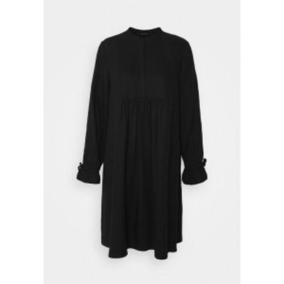 ブルンスバザー レディース ワンピース トップス PRALENZA DAIJA DRESS - Day dress - black black