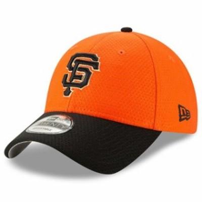 New Era ニュー エラ スポーツ用品  New Era San Francisco Giants Orange/Black 2019 Batting Practice Home 9TWENTY Adjust