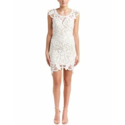 ファッション ドレス Soieblu Lace Sheath Dress
