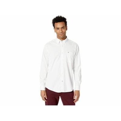 (取寄)トミー ヒルフィガー メンズ カポーティ ストレッチ シャツ ロング スリーブ Tommy Hilfiger Men's Capote Stretch Shirt Long Sle