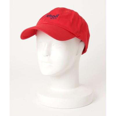 B'2nd / Schott(ショット) COTTON TWILL CAP BASIC LOGO コットン ツイル ベーシックキャップ MEN 帽子 > キャップ