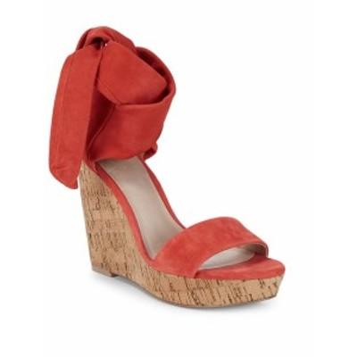 アレックス+アレックス レディース シューズ サンダル Suede Wedge Sandals