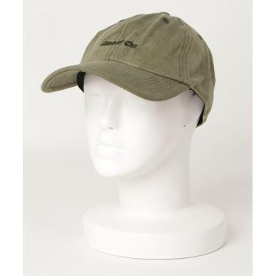 go slow caravan / Good On/グッドオン GOOD ON EMB CAP MEN 帽子 > キャップ