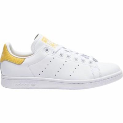 アディダス オリジナルス レディース スタン スミス adidas Originals Stan Smith スニーカー White/White/Core Yellow