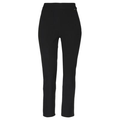 ブルーガール ブルマリン BLUGIRL BLUMARINE パンツ ブラック 40 ポリエステル 90% / ポリウレタン 10% パンツ