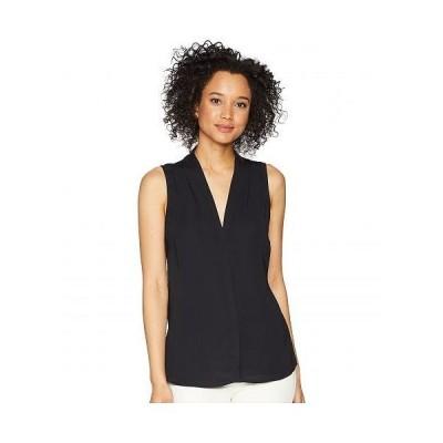 NIC+ZOE ニックアンドゾー レディース 女性用 ファッション ブラウス Easy Day to Night Top - Black Onyx