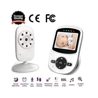 新品UPEOR Baby Monitor (White)送料無料
