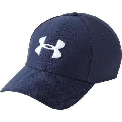 アンダーアーマー 帽子 アクセサリー メンズ Under Armour Men's Blitzing Hat 3.0 MidnightNavy/Graphite