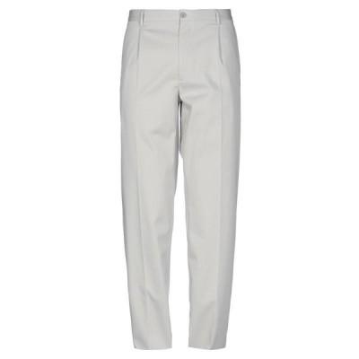 INCOTEX チノパンツ  メンズファッション  ボトムス、パンツ  チノパン ライトグレー
