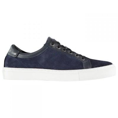 ファイヤートラップ Firetrap メンズ 革靴・ビジネスシューズ シューズ・靴 Barons Shoes Navy