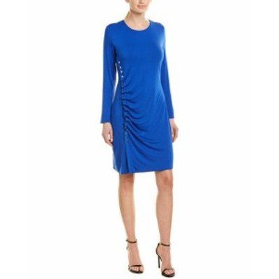 ファッション ドレス Bailey44 Radiate Sheath Dress L Blue