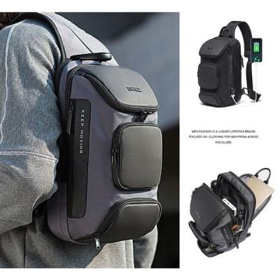 携帯充電 ショルダーバッグ ボディバッグ かばん 斜め掛け メンズ レディース モバイルバッテリー 軽量 バッグ スマホゲーム 通勤 通学 肩掛け おしゃれ