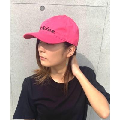JUGLANS / Dickies ツイル LOWCAP WOMEN 帽子 > キャップ