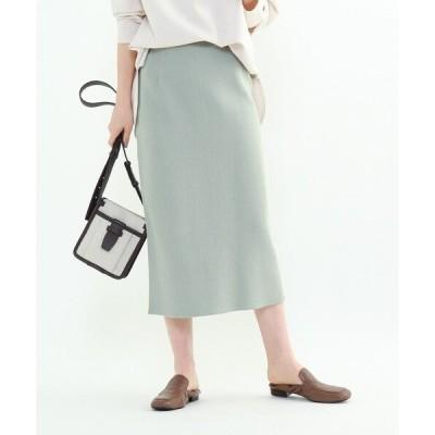 スカート スプリングプルートナロースカート