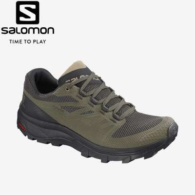 サロモン SALOMON OUTline GORE-TEX L40996800 メンズ
