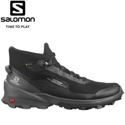期間限定お買い得プライス サロモン SALOMON クロス オーバー チャッカ ゴアテックス L41283100 メンズシューズ